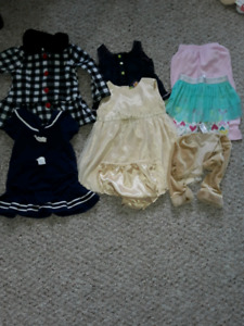 12 M Clothes & More