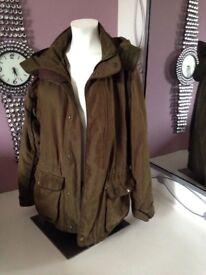 Seeland shooting coat age 14 jacket
