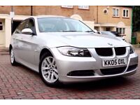 BMW 320i SE AUTOMATIC 4 DOOR SALOON FSH HPI CLEAR EXCELLENT CONDITION