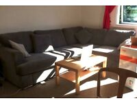 DFS Freya Fabric Sofa - 4 seater - great condition!