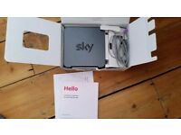 Sky Hub Wifi ADSL router modem SR102