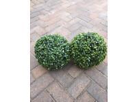 Homebase decorative garden hanging balls