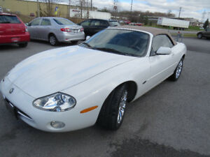 2002 Jaguar Other XK8 Coupe (2 door)