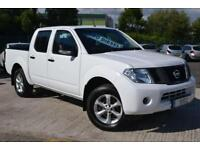 2014 Nissan Navara Visia Dci Double Cab Pickup 144 BHP 5 door Pick Up