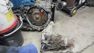 2012 Chevrolet Traverse transfer case AWD