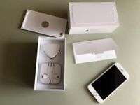 iPhone 6 - 16GB - GOLD (unlocked) + box + accessories, very good condition!