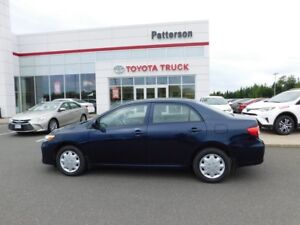 2013 Toyota Corolla CE Enhanced Convenience Package