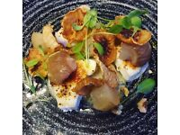 Sous Chef / Chef de Partie Required at Field Restaurant