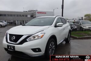 2017 Nissan Murano SV | AWD|NON RENTAL|Moonroof||