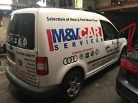 07 1.9tdi Caddy Van
