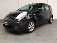 2007 NISSAN NOTE 1.4 SE 5dr ***FULL YEARS MOT***
