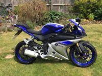Yamaha YZF R125 2016 ABS