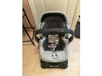 Mamas & Papas Baby Car Seat & Base