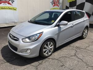 2014 Hyundai Accent GL, Automatic, Sunroof, Alloy's,