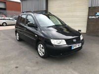 2007 57 HYUNDAI MATRIX 1.6 GSi 5 DOOR MPV,THIS HAS ONLY COVERED 18000 MILES WITH