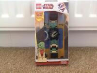LEGO Star Wars kids watch