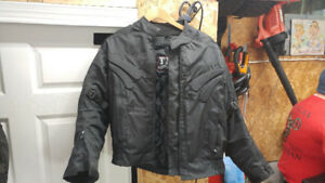 Small youth motorcycle Jacket