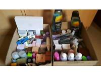 Avon make up, bubble bath, fragrance, many other items worth over £400 job lot sale