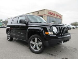 2016 Jeep Patriot HIGH ALTITUDE, LEATHER, ROOF!