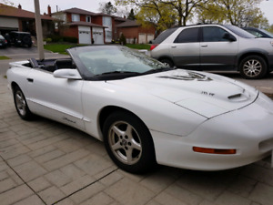 Pontiac firehawk in great condition