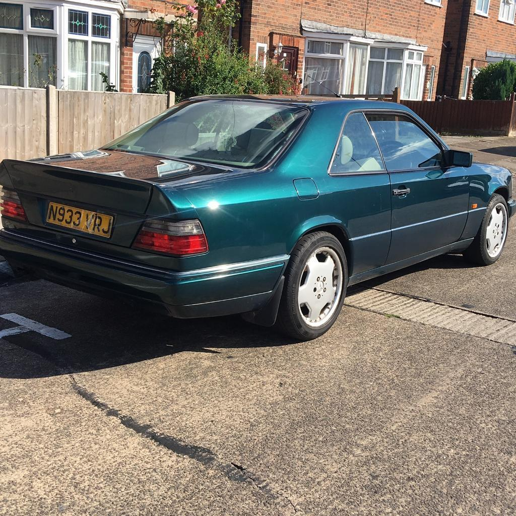 Mercedes E320 Coupe W124 320 Ce Open To Offers In Leicester Wiring Harness