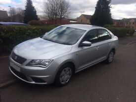 Glasgow Private Hire taxi available to rent from as low as £160 all inclusive. 64 plate Toledo