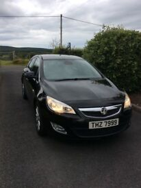 2011 New Model Vauxhall Astra Elite 2.0 CDTI Diesel automatic