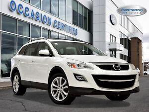 2011 Mazda CX-9 GT CUIR+TOIT+7 PASS+GPS
