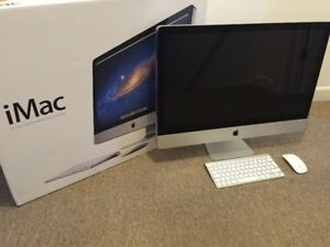 "iMac 27"" Great Condition"