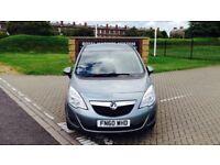 Vauxhall Meriva 1.4 petrol Full Service History