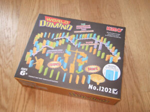 Kimo Kids World of Domino Toy Set - 102 pcs