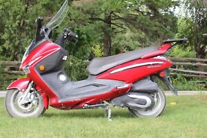 Automatic motocycle for sale