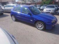 2005 MG ZR 1.4 5 DOOR MANUAL PX WELCOME