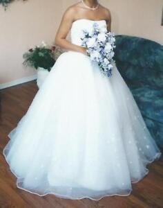 Morilee Wedding Gown - Size 8
