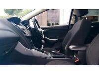 2014 Ford Focus 1.0 EcoBoost 125 Zetec 5dr Manual Petrol Hatchback