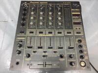 Pioneer djm 600 djm600 black Dj mixer 4 channel