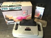 Reduced!! Pro Shiatsu portable massager