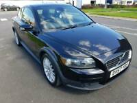 Volvo C 30 SE Lux Diesel,1 year mot,Service history,leather seats,recent service