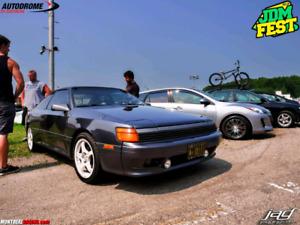 Toyota celica alltrack gt4 awd turbo st165