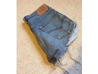 Original Levi Shorts size 8