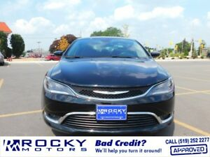2015 Chrysler 200 - BAD CREDIT APPROVALS