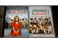 Orange is the new black season 1 and 2