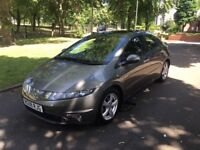 2008 HONDA CIVIC I-CTDI ES 2.2 DIESEL **FMDSH + LONG MOT + DRIVES VERY GOOD + GREAT FAMILY CAR**