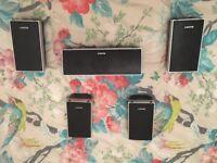 sony surround sound speakers set of 5
