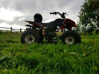 200cc bashan quad bike for sale or swaps