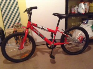 Excellent condition children's bike