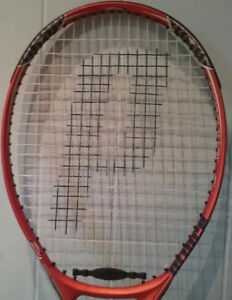 Prince Force 3 Approach Ti Oversize Tennis Racket W/Airzorb Grip