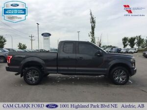 2016 Ford F-150 XLT Special Edition SuperCab V8 4WD