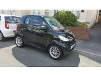 2008 Smart Fortwo 1.0 MHD Passion, 50+Mpg, FULL S/HISTORY, DAB+, BT, Glass Roof