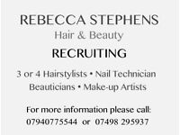Hair Dresses Wanted for New Salon opening 2nd September
